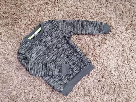Nowy swetrek, bluza - rozm 104!