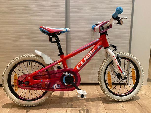 Детский велосипед Cube