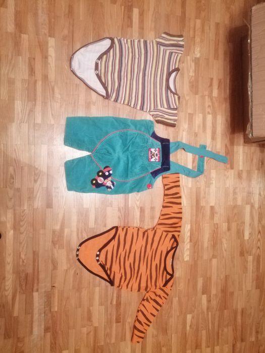 Paka ubrań, ubranka niemowlęce Łódź - image 1