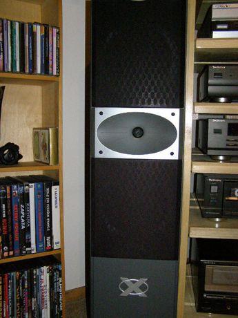 Amplituner SA-HE7 Dvd S47 kino domowe 5+1 Panasonic super stan