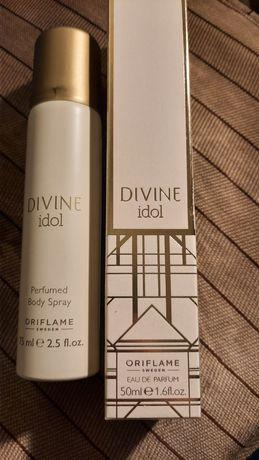 Komplet Woda perfumowana Divine Idol