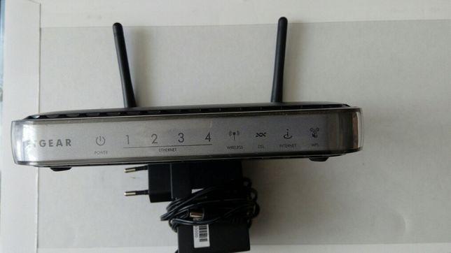 Router ADSL2+ Netgear