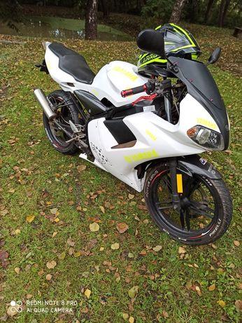 Yamaha tzr 50 motorower