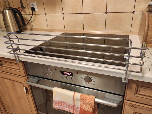 Osłona zabezpieczenie płyty kuchennej barierka zabezpieczająca