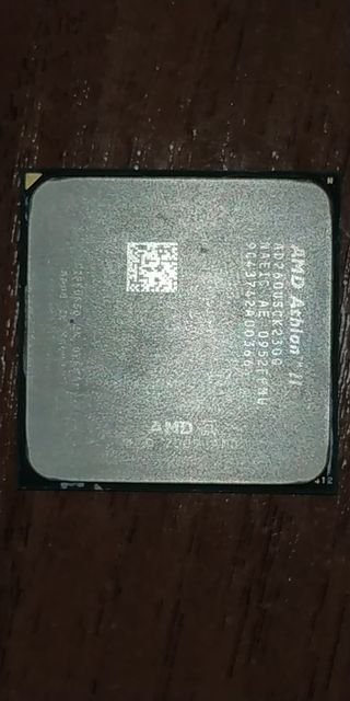 Продам процессор AMD Athlon II X2 260u
