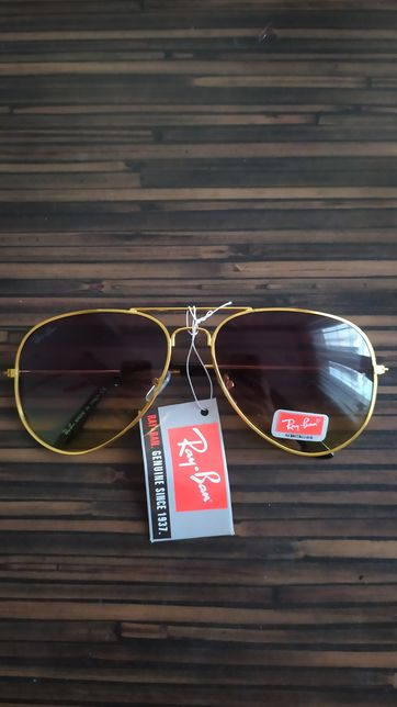 Nowe okulary Ray Ban