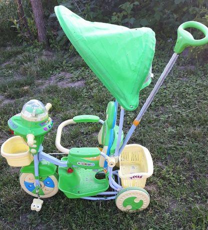 Rowerek trzy kołowy dla dzieci