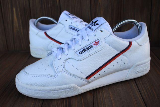Кроссовки Adidas Continental 80 G27706 кожа оригинал 41,5р