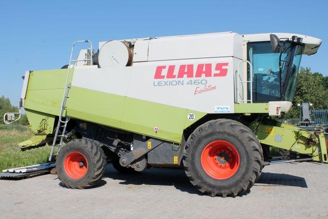 Зернозбиральний комбайн CLAAS LEXION 460 Evolution (2002 р.в.)