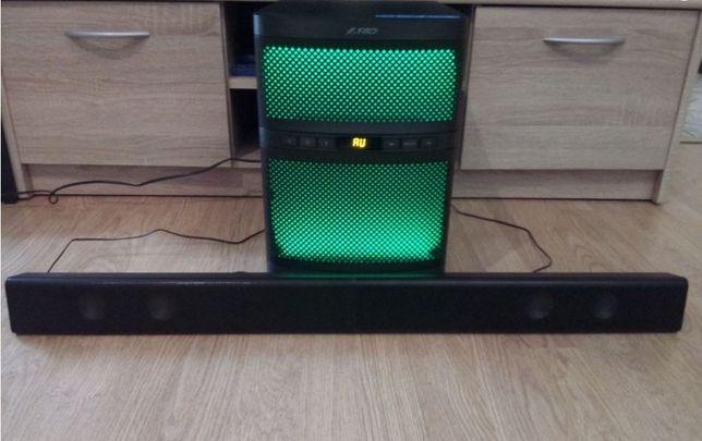 Акустична система Fenda F&D t200x 2.1 сабвуфер акустическая система