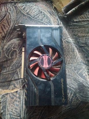 Karta Graficzna GeForce GTX 550 ti 1GB ddr5 100% sprawna