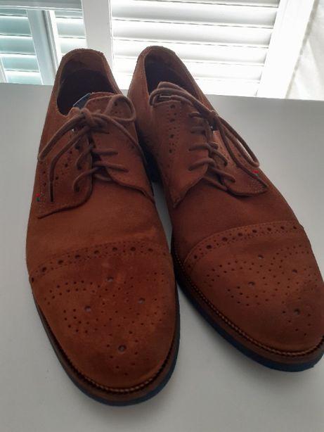 Sapatos Seaside Camel (quase novos)