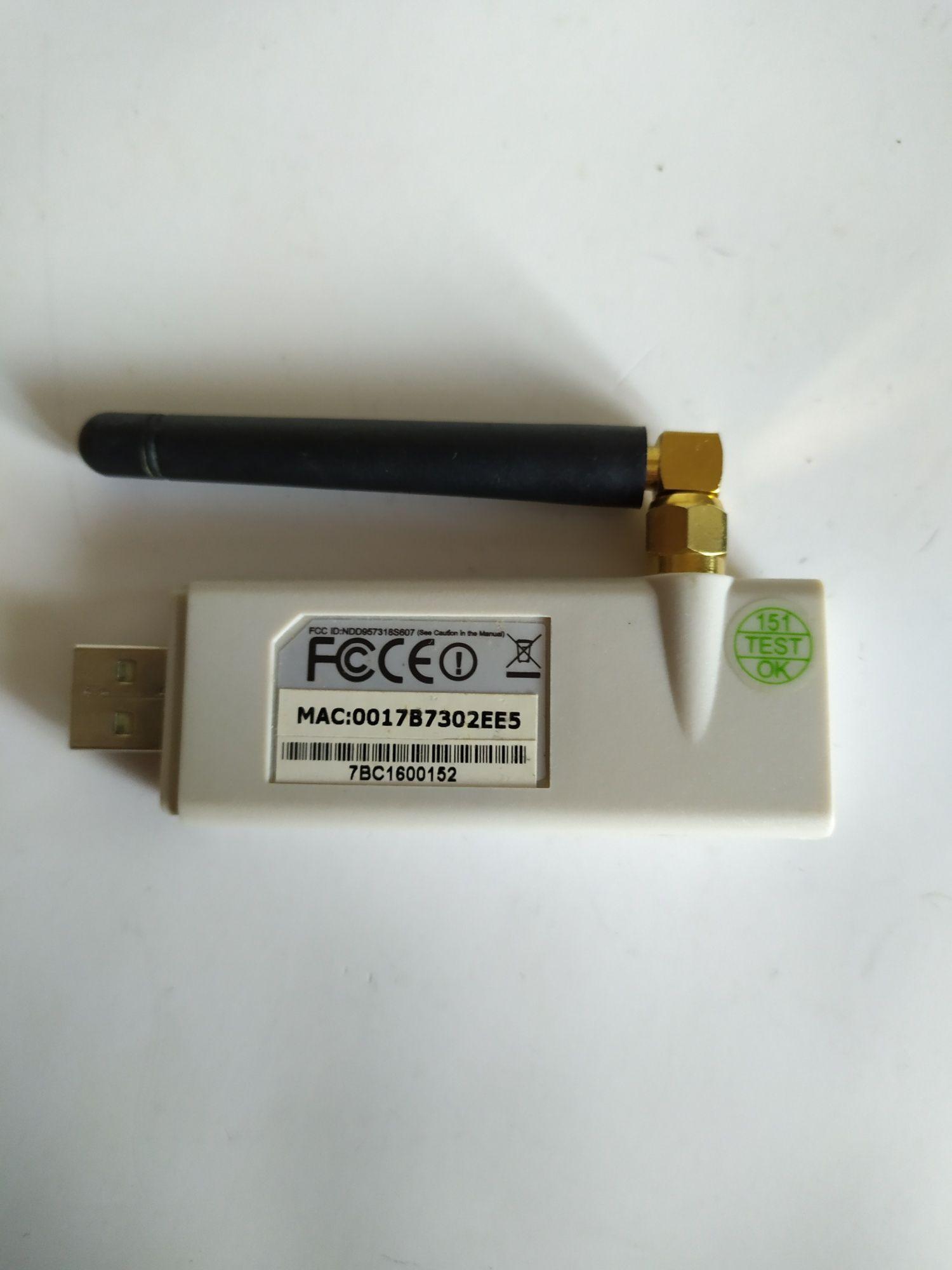 Wi-Fi USB modem...