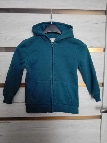 H&M rozpinana bluza rozm 110-116