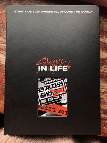Альбом Stray Kids IN LIFE
