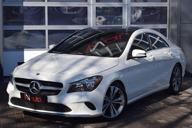 Mercedes CLA-Class Автомобиль
