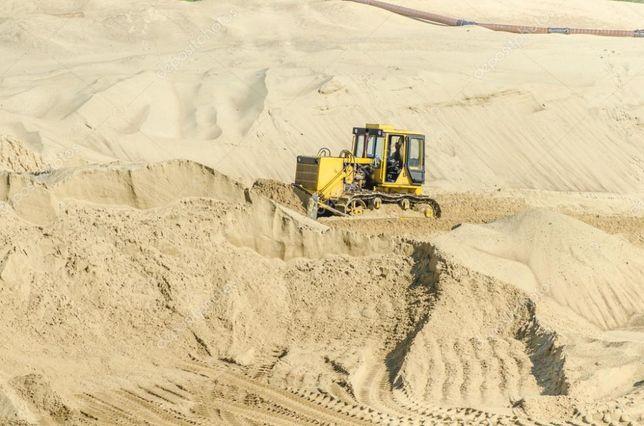 Продам песок речной и овражный