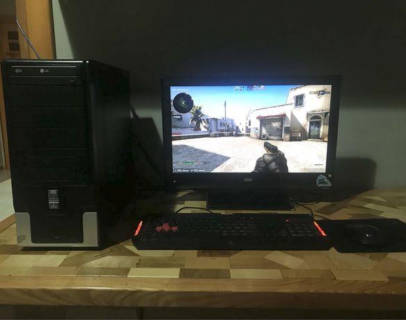 4-х ядерный Игровой Компьютер Пк Системный Блок(Cs:Go,WoT,GTA