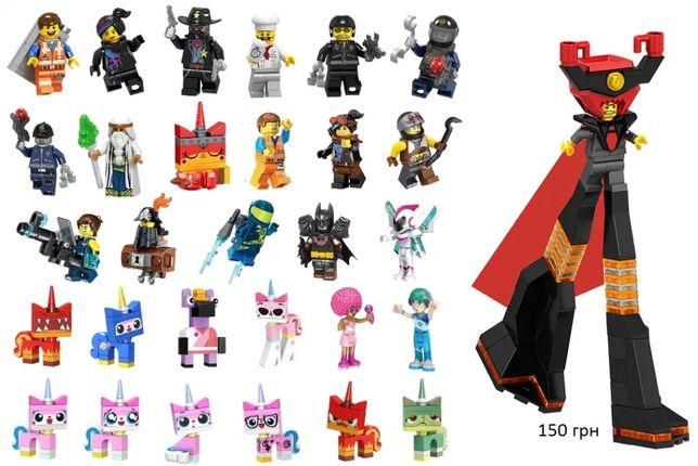 Фигурки лего Lego Лего фильм Lego Movie Unikitty Юникитти