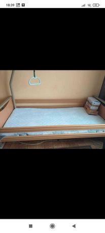 Łóżko rehabilitacyjne rok gwarancji