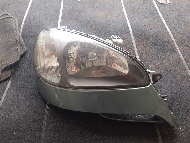 Lampa prawa przód Daewoo rezzo kompletna