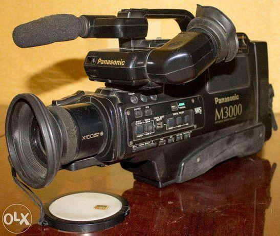 Продам VHS видеокамеру Panasonic M3000