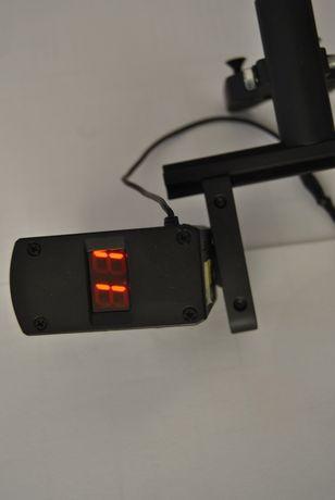 Łuk bloczkowy -dalmierz laserowy Leupold Vendetta montowany do łuku