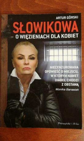 """Artur Górski - """"Słowikowa o więzieniach dla kobiet"""""""