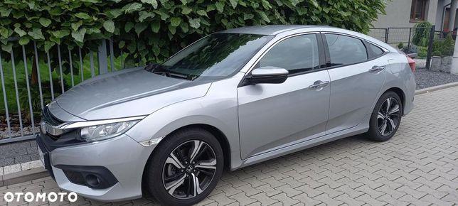 Honda Civic JAK NOWY,I wł,kraj.23000km,2kpl.opon,VAT23%, ASO, MOŻLIWA ZAMIANA