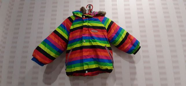 Зимняя курточка Kerry 86+5см
