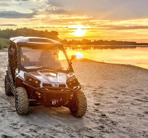 Can-am commander 1000 Limited z PL