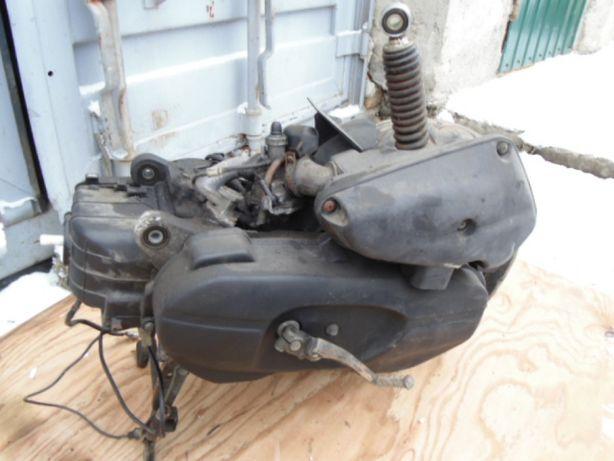 Продам двигатель на Suzuki lets 2 по (запчасть)