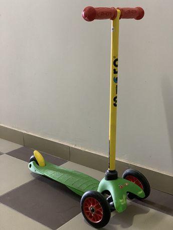 Самокат Mini Micro Sporty Lollipop Green (зеленый)