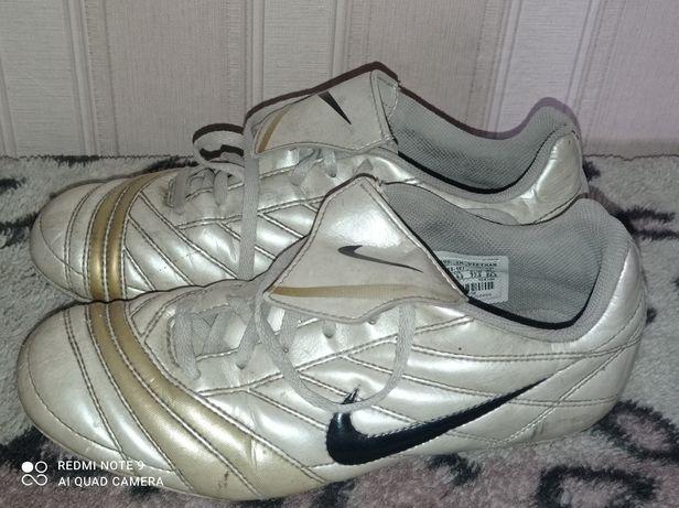 Найк Nike копочки футзалки бутсы 37 р