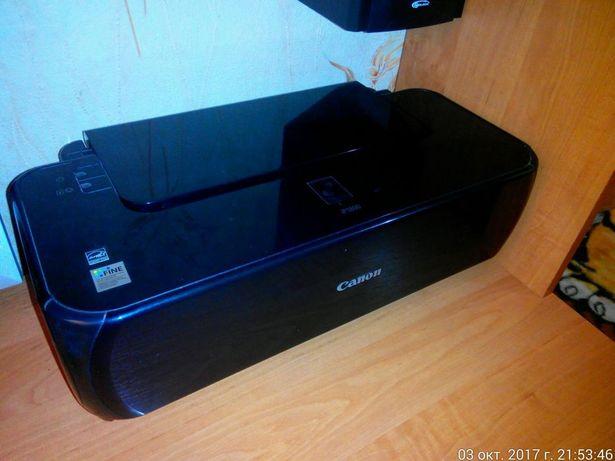 Цветной струйный принтер Canon IP1800