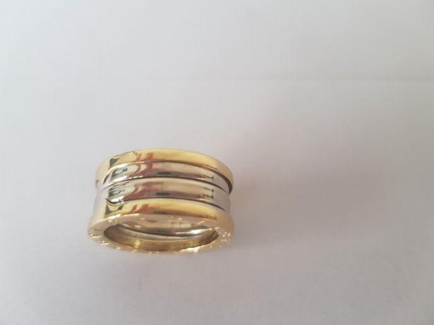 Złoty pierścionek Bvlgari Próba 585.Nowy