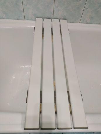Ławeczka dla osób starszych na wannę