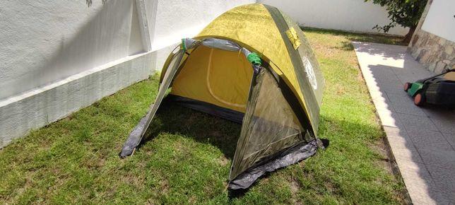 Tenda 3 Pessoas   GREEN SIDE   Campismo   Acampamento