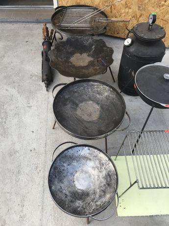 Сковорода з диска борони