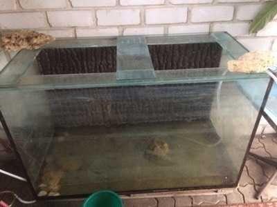 Аквариум 480 литров
