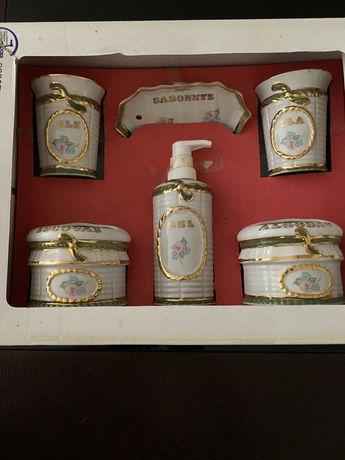 Conjuntos Porcelana Limoges da JOCER Alcobaça