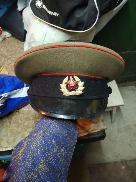 Фуражка военная СССР 56 р.