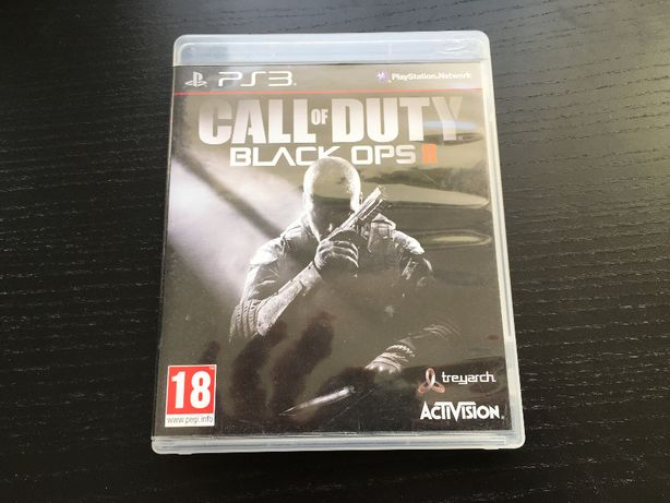 Call of Duty Black Ops II , Playstation 3 PS3