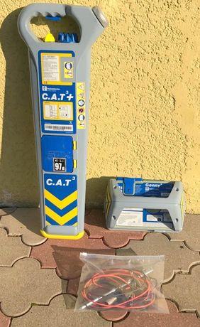 Radiodetektor wykrywacz kabli instalacji CAT 3+ POMIAR GŁĘBOKOŚCI FVat