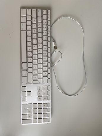 Klawiatura Apple z polem numerycznym (MB110/A1243) do MacBook, iMac