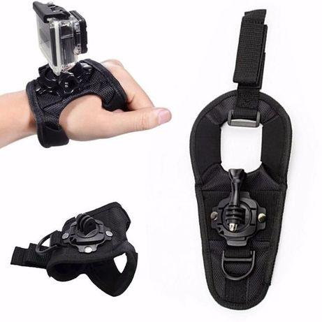 Acessorio adaptador de pulso para gopro novo