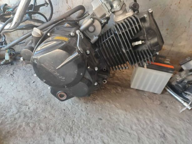 Двигатель Soul Kano 200 viper r2 v200r2 пробег 10тыщ разборка