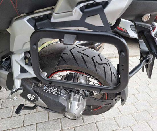 Stelaż Evo firmy Sw-Motech do Hondy VFR 1200X Crosstourer