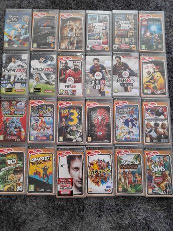 Jogos para a PSP - 5€ cada