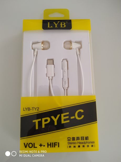 Auriculares stereo